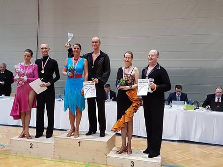 Österreichische Meisterschaft 2017 Latein D Senioren I