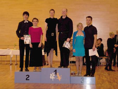 Tanzturnier Hohenweiler 2012