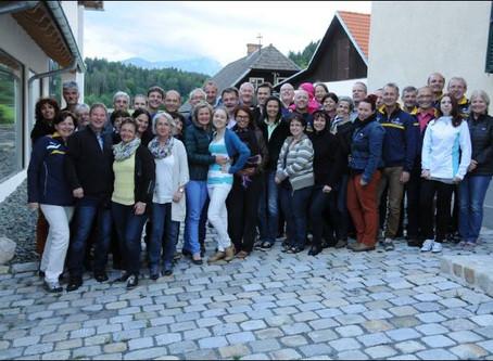 Tanzhof 2014 mit TSC Blau-Gold Dornbirn-Lustenau