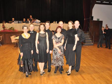 Tanzturnier Biberach 2011 (Gruppenturnier)