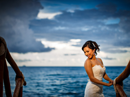 Yvette & Esteban Destination Wedding