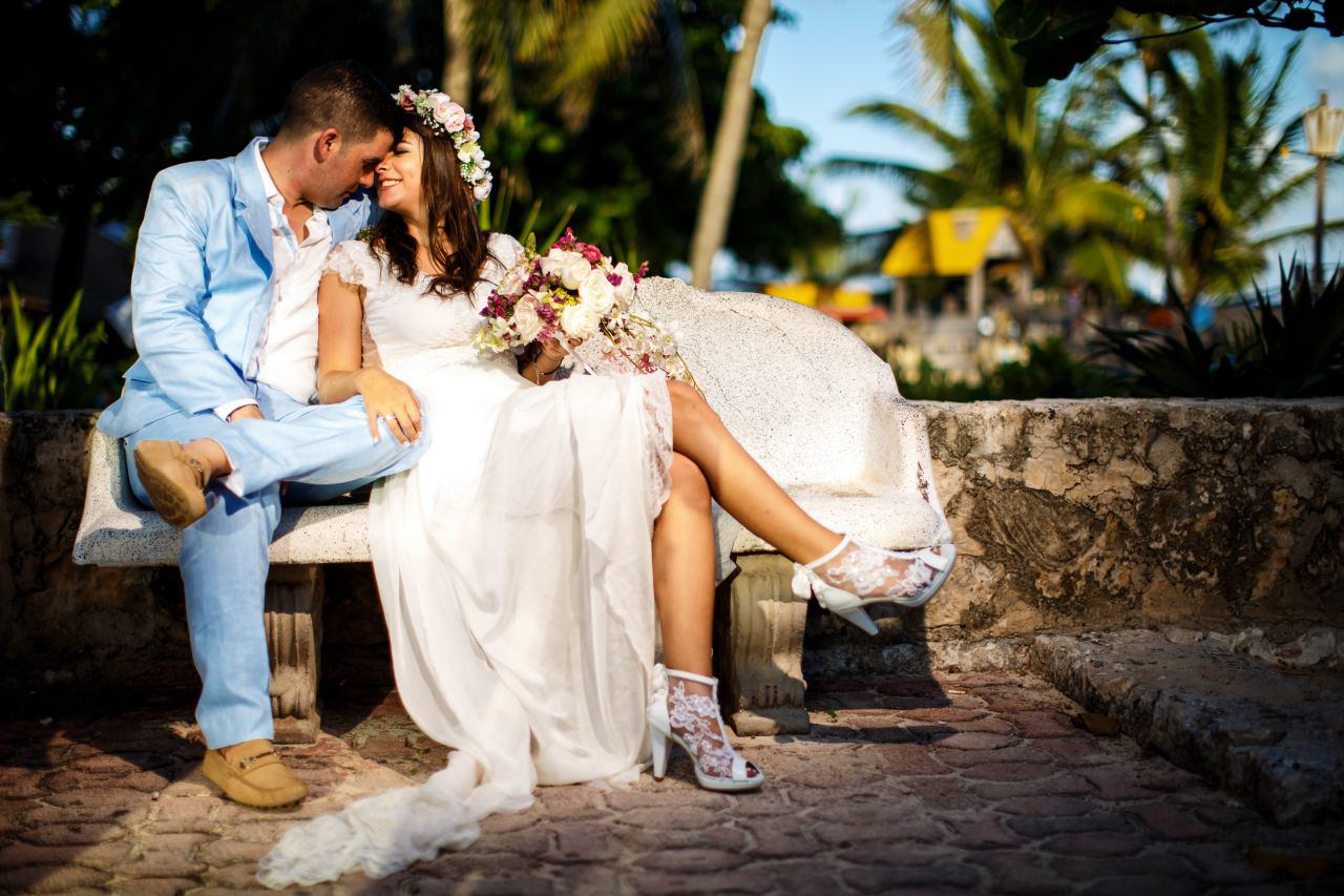 playa del carmen wedding photography