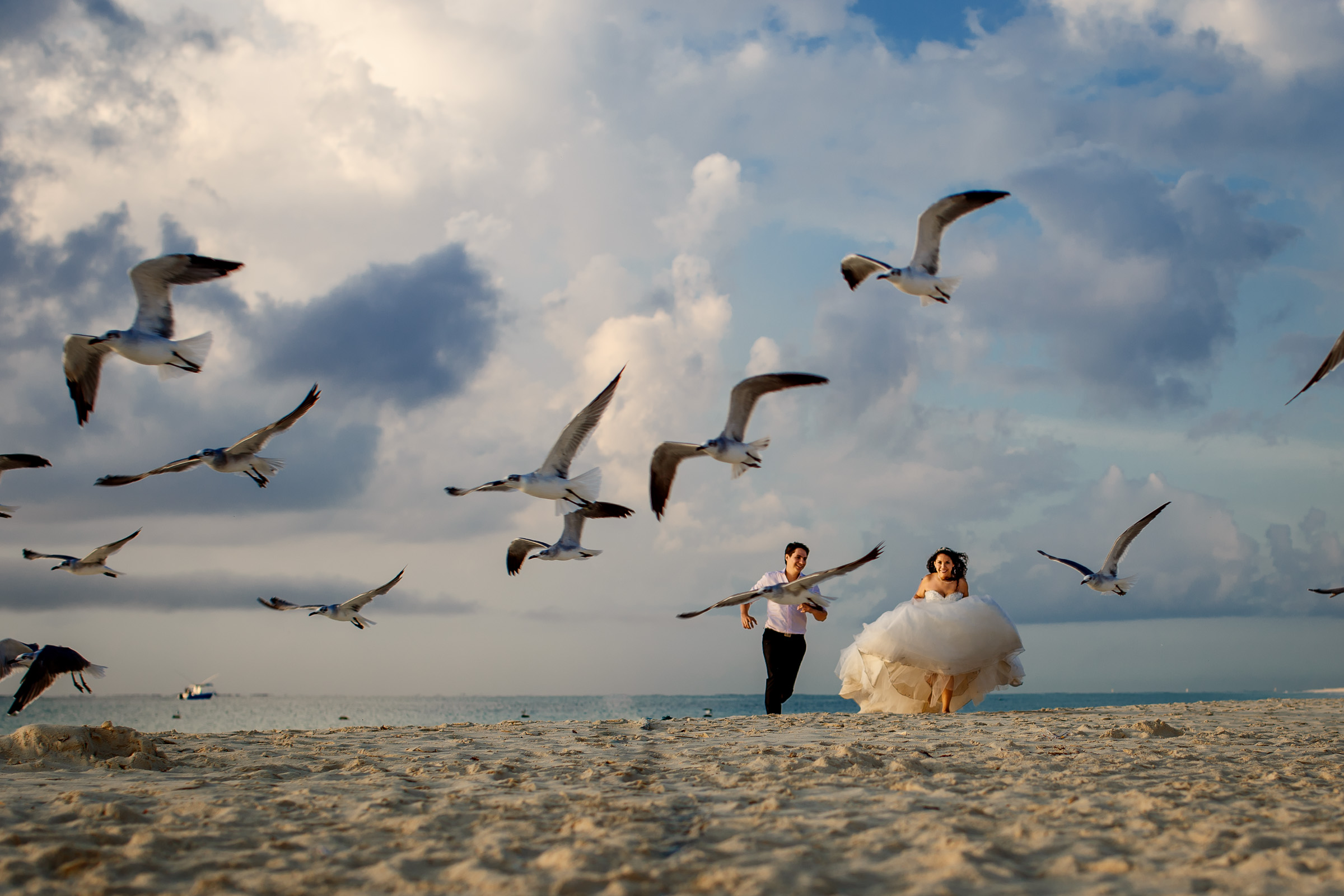 fotografo de bodas riviera maya