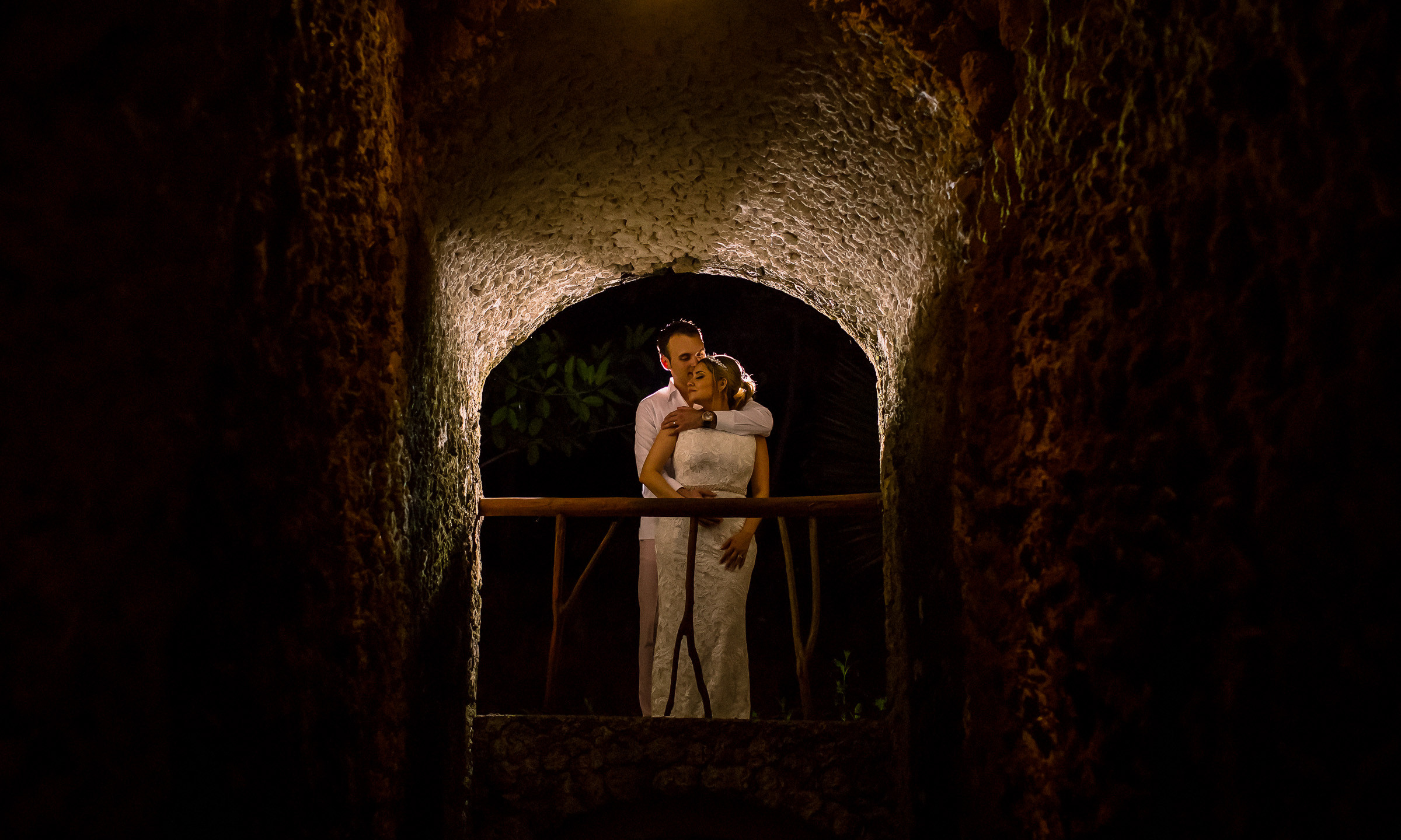 Wedding Photographer Xcaret