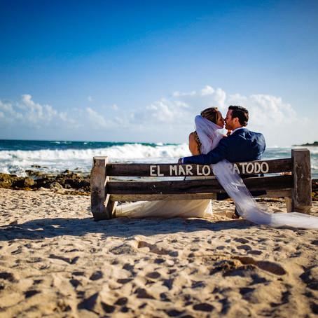 Nienke & Angel, Dutch - Swiss - Mexican Destination Wedding