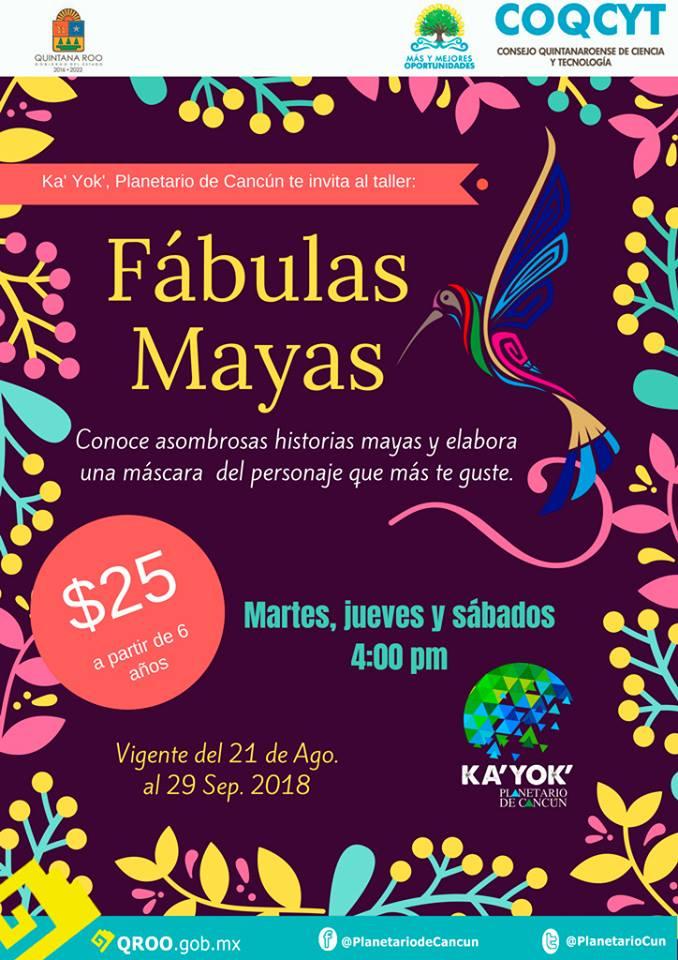 Taller: Fábulas Mayas