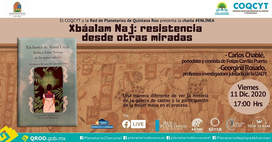 Guerra Castas María Uicab Chablé-Rosado