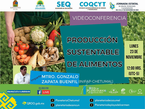 JECTyH Producción Alimentos Conf 23Nov20