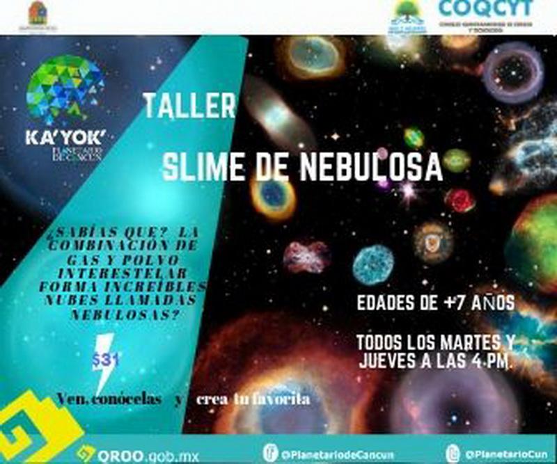 Taller: Slime de Nebulosa