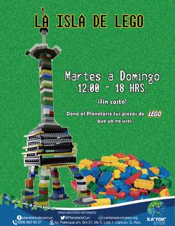 Isla de Legos