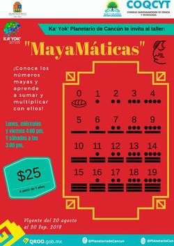 Taller: Maya-Máticas