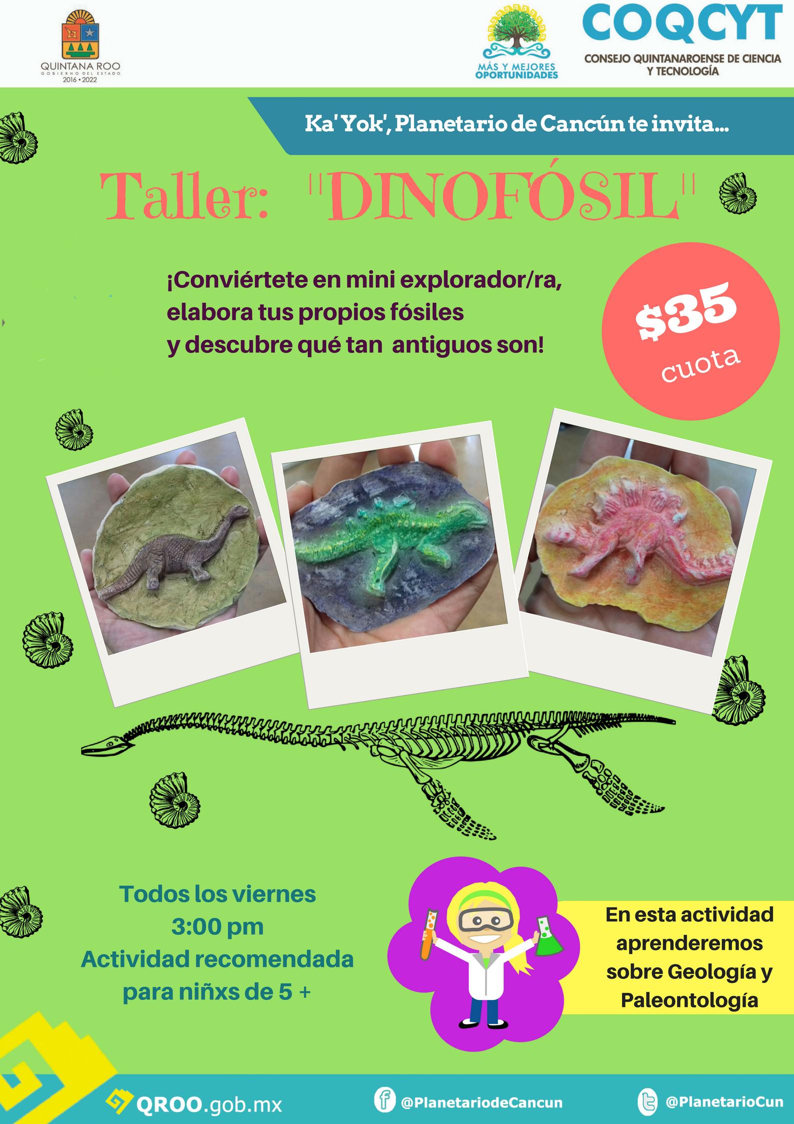 Dinofósil