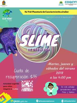 Slime Verano 2018