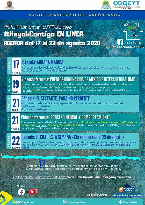 KaYokContigo AGENDA 17-22 Ago 2020.jpg