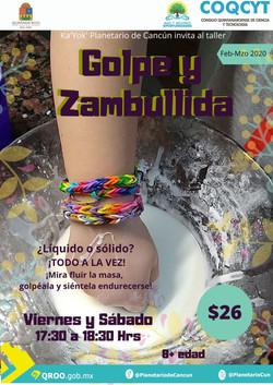 Golpe y Zambullida (Feb y Mzo 2020)