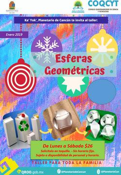 Taller: Esferas Geométricas