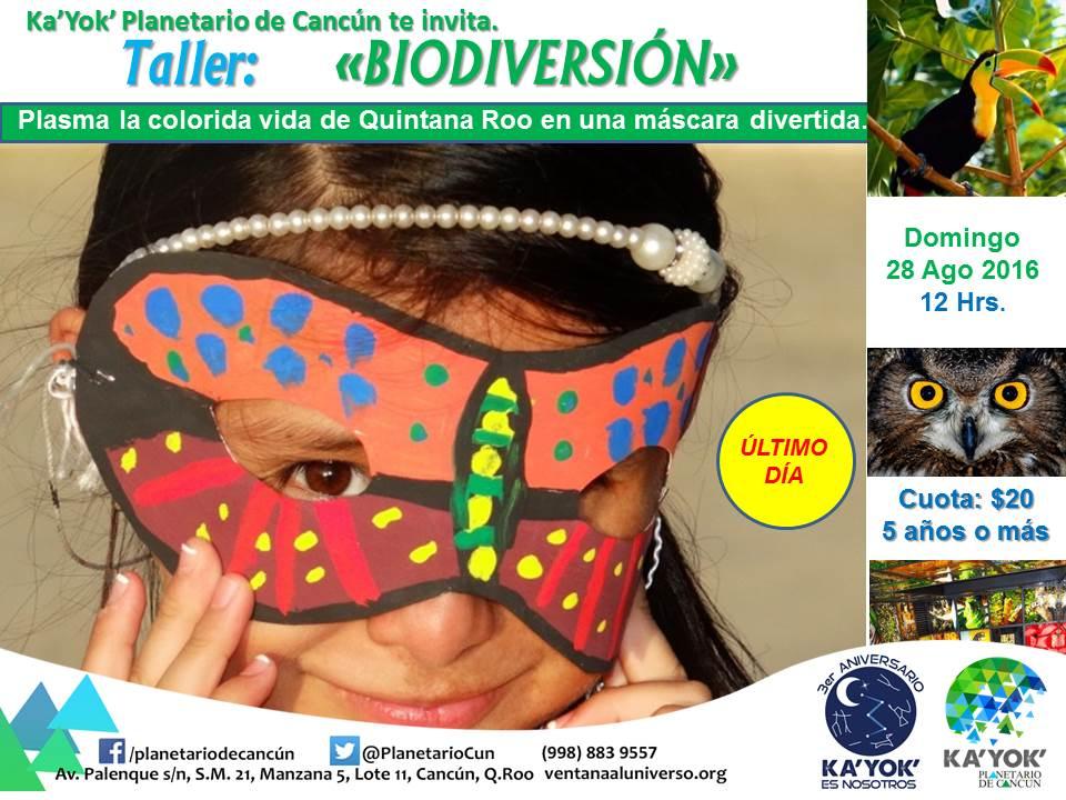 Biodiversión
