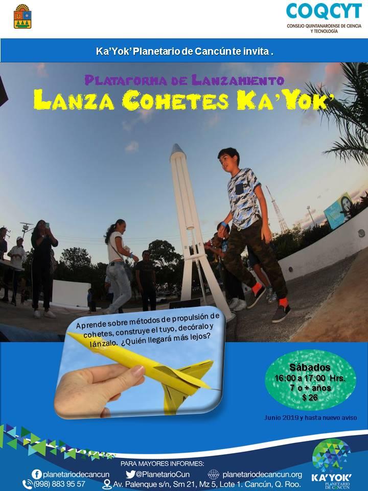 Lanza Cohetes Ka'Yok'