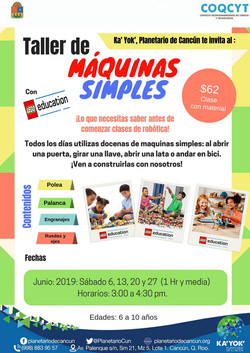 Taller: Máquinas Simples (Lego Ed)