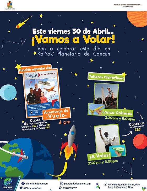 Día del Niño en Ka'Yok'  A VOLR 30 Abril