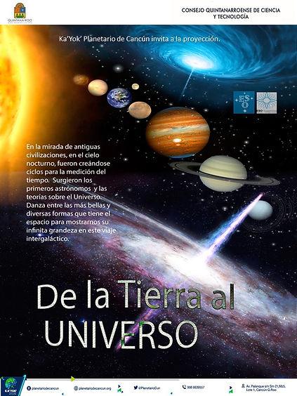 De la Tierra al Universo (VE) 2021.jpg