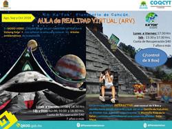 Aula Realidad Virtual (Ago Oct)