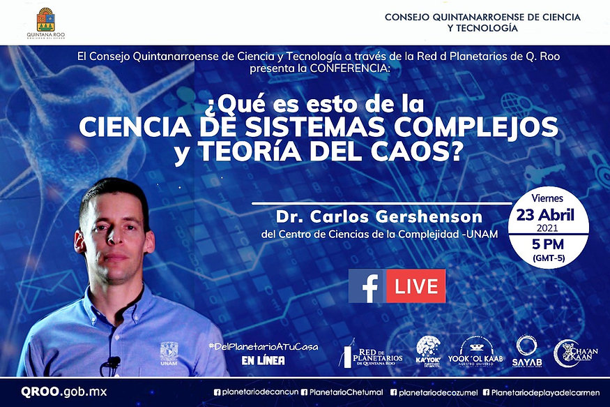 COMPLEJIDAD Dr. Gershenson 23Abril2021 R