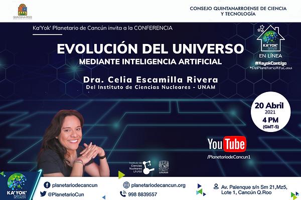 Evolución Universo IA Celia Escamilla 20