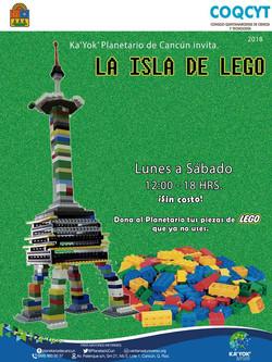 La Isla de Lego