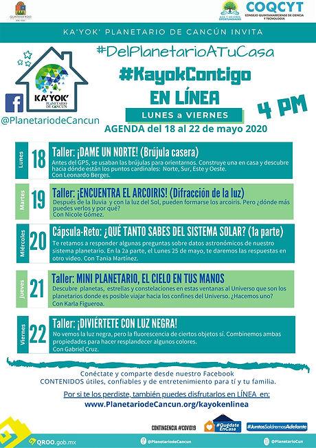 KaYokContigo AGENDA 18-22 Mayo 2020.jpg