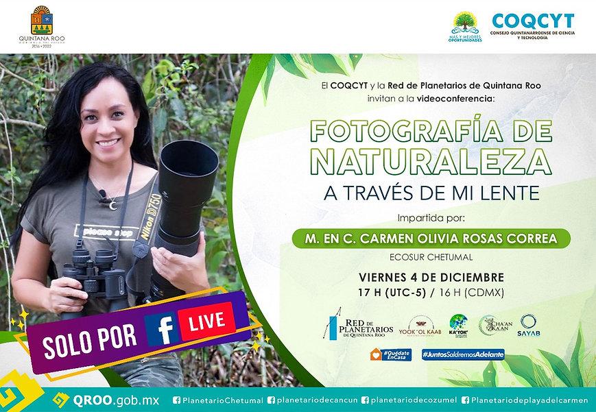 Fotografía Naturaleza Carmen Rosas 4Dic2