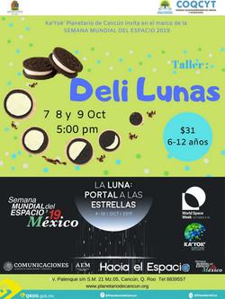 Taller: Deli Lunas (SME2019)