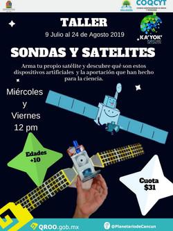 Taller: Sondas y Satélites