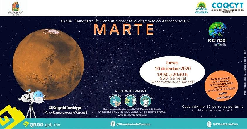Marte en Oposición 12 y 26 Nov 2020 (3).