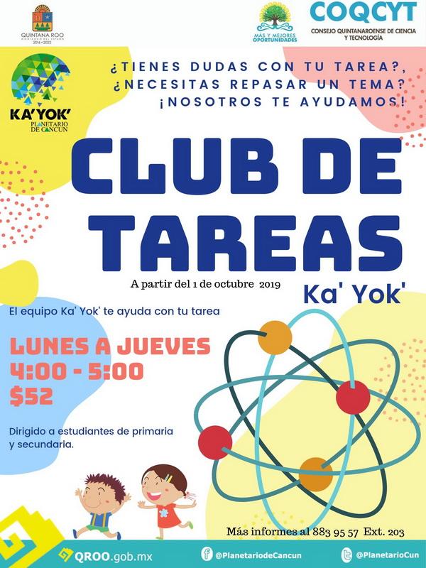 Club de tareas