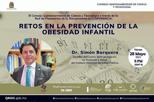 Barquera Obesidad Infantil 28Mayo21 RPQR