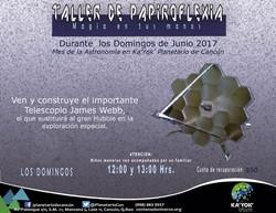 Papiroflexia (Mes de la Astronomía)