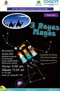 Taller: 3 Reyes Magos