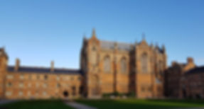 Keble College venue of Digital Humanities at Oxford Summer School