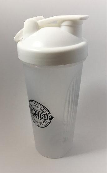 Shaker Bottle White