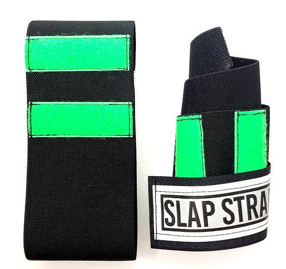 SLAPSTRAP® Wrist Wraps Neon Green