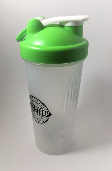 Shaker Bottle Green