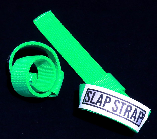 SLAPSTRAP® Neon Green
