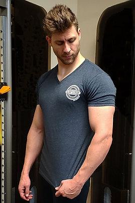 Mens Patriot V-neck Shirt