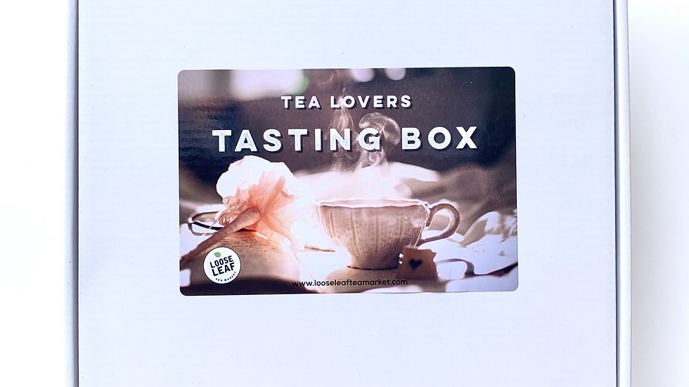 Tea Lovers Tasting Box