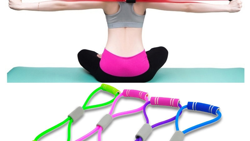 RubberBands for Sports Exercise