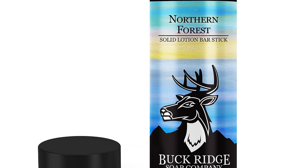 Northern Forest Lotion Bar Stick