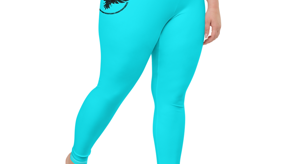 Women's All Day Comfort Pacific Supply Plus Size Leggings