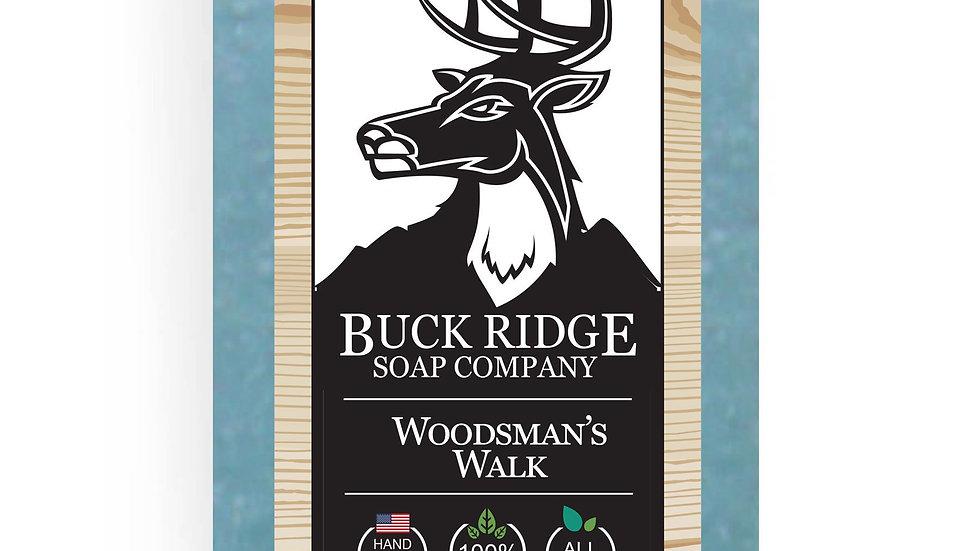 Woodsman's Walk Handmade Soap
