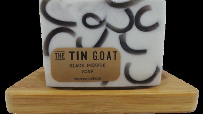 Black Pepper Soap